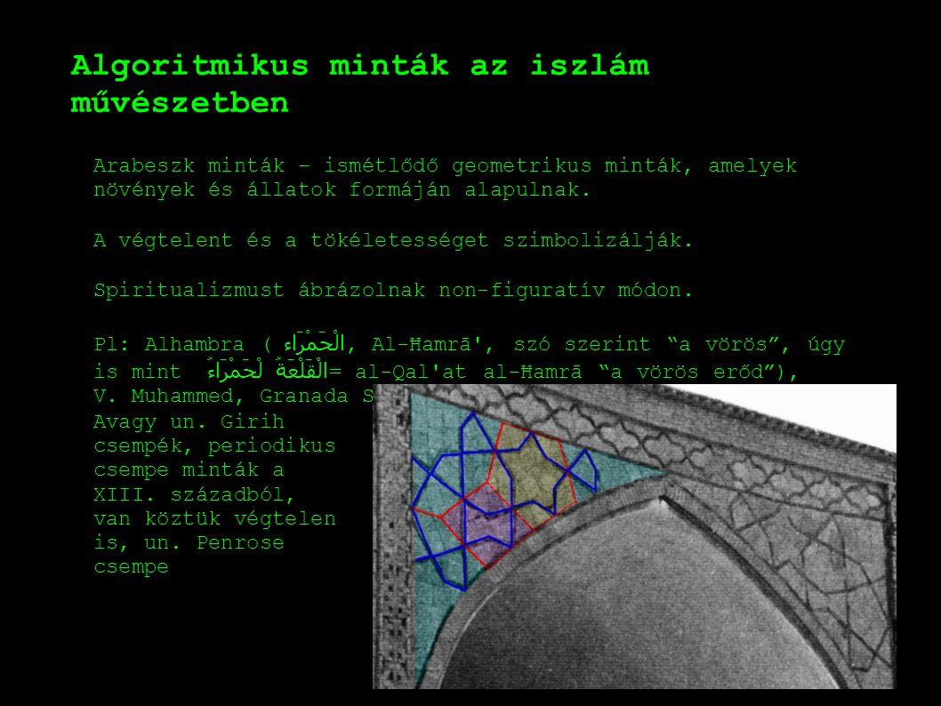 Algorithmic Wall