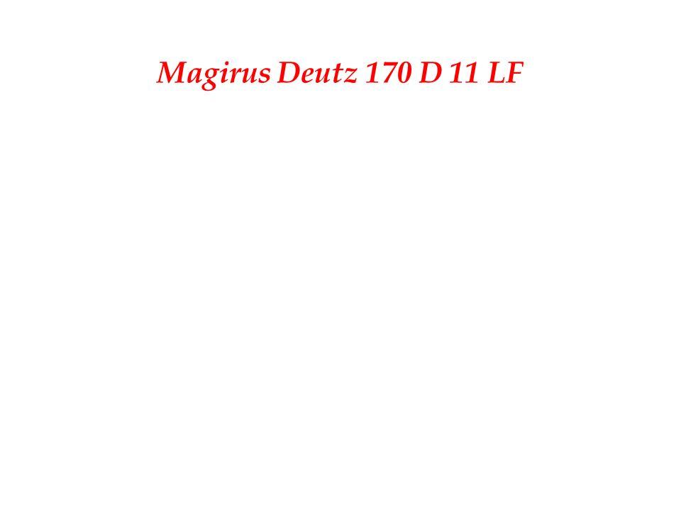 Magirus Deutz 170 D 11 LF