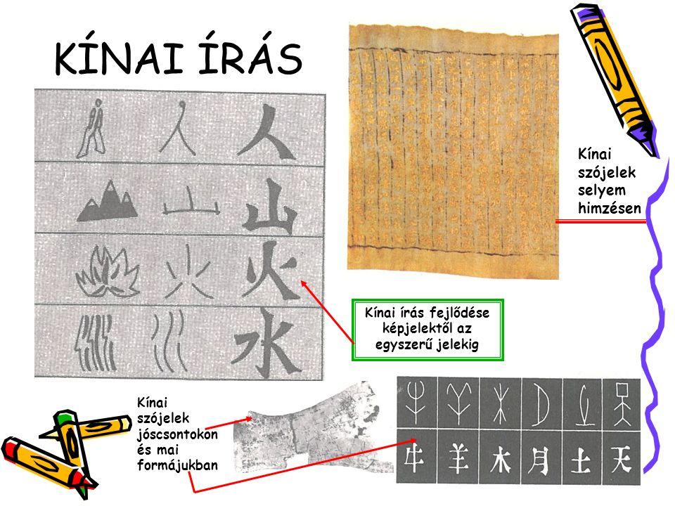Maja kódex részlete Kínai imádságos könyv egy oldala Tekercsformájú Japán könyv Kínai írás