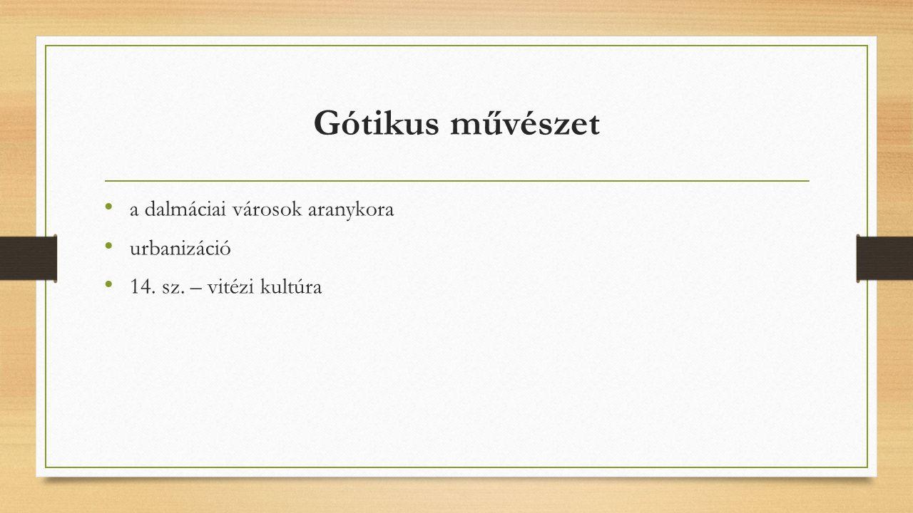 Glagolita irodalom 1.korszak: a kezdetektől a 13.