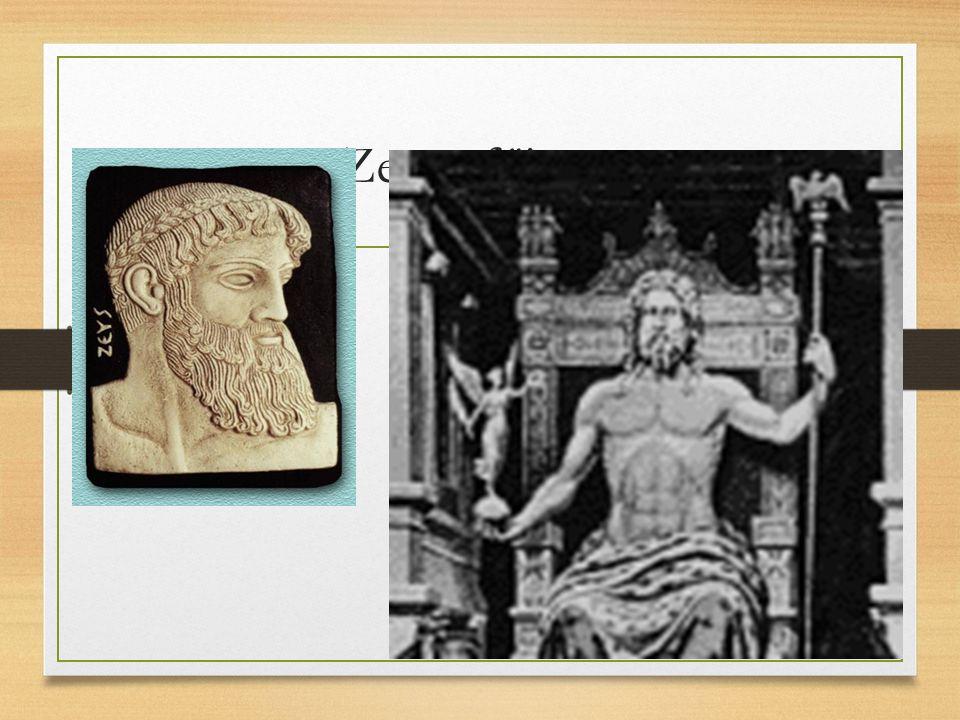 Zeusz főisten