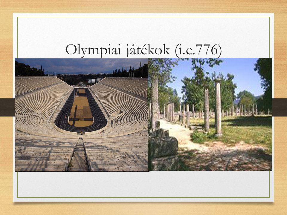 Olympiai játékok (i.e.776)