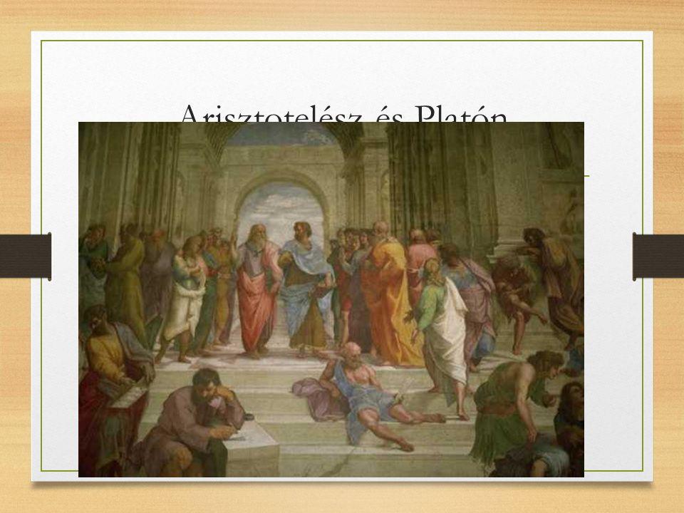 Arisztotelész és Platón