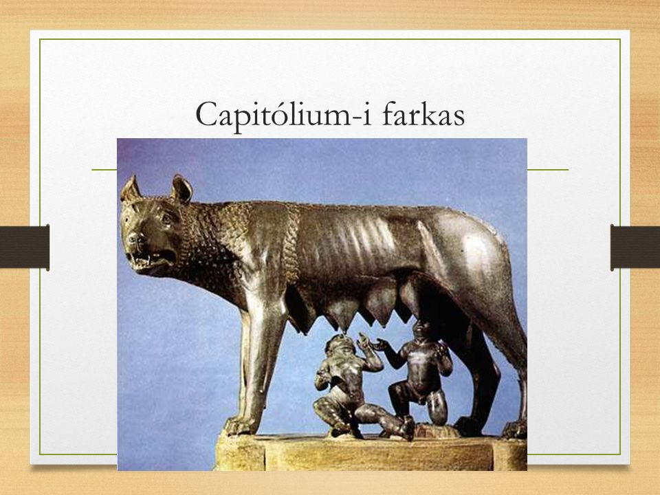 Capitólium-i farkas