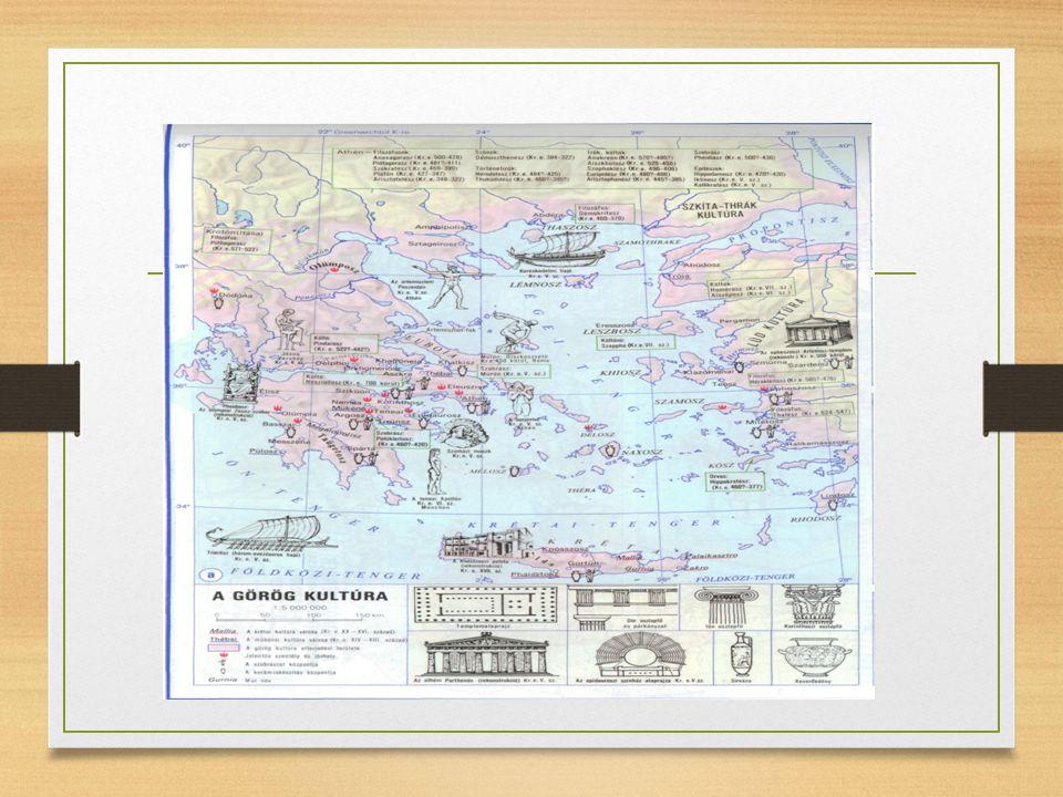 A görög történelem előzménye: A Krétai-minoszi palota-kultúra (Kr.e.