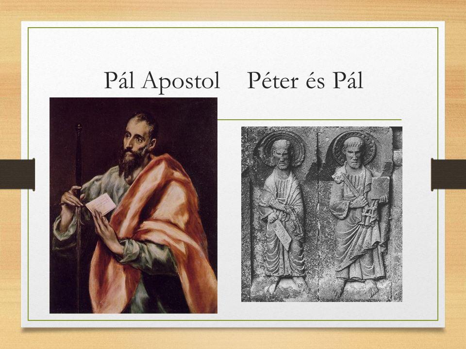 Pál Apostol Péter és Pál