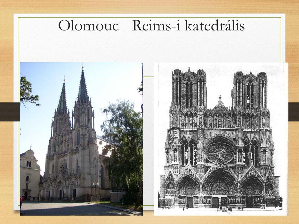 Olomouc Reims-i katedrális