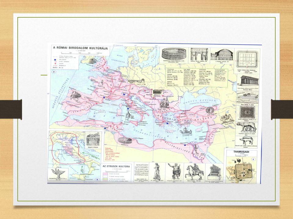 Róma – a közvetítő