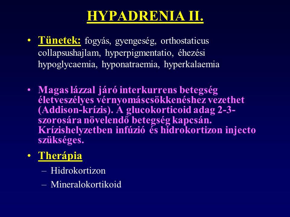 HYPADRENIA II.