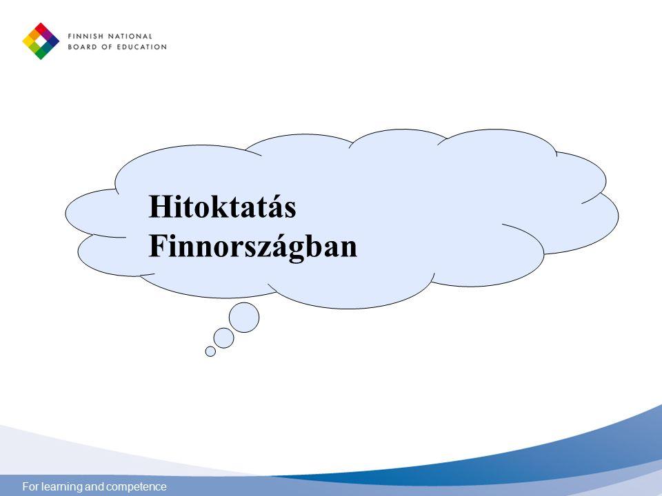 18 (2016- elött) Alapfoku oktatásSzint 1 – 2Szint 3 -6Szint 7 - 9 Hittan/etika2 (2)5 (6)3 (3) Középiskola Hittan/etika2 (3)4 (2) Distribution of lesson hours