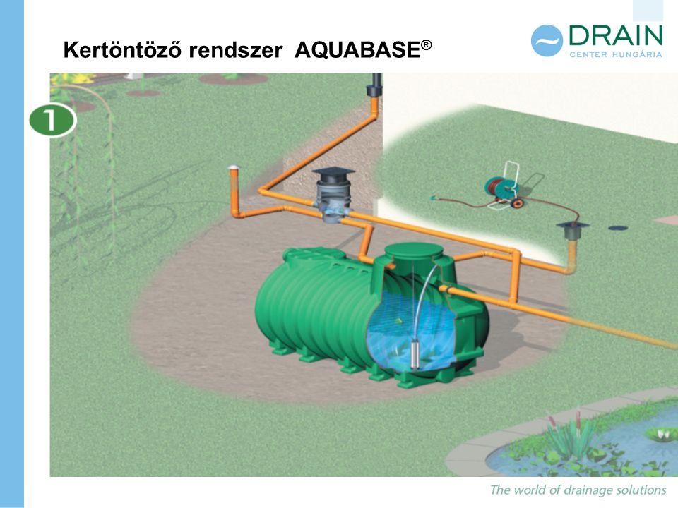 1, esővíz hozzáfolyás 3, tisztítatlan esővíz, továbbvezetve a csatornába, vagy szikkasztóba 4, tisztított esővíz 5, rozsdamentes acél szűrőbetét 6, fedlap magasító elemmel Szűrőegység