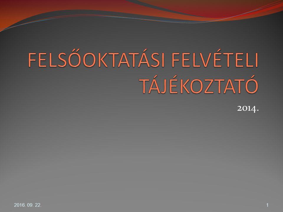 Az e-felvételi lépései II.Hitelesítés: határidő 2014.