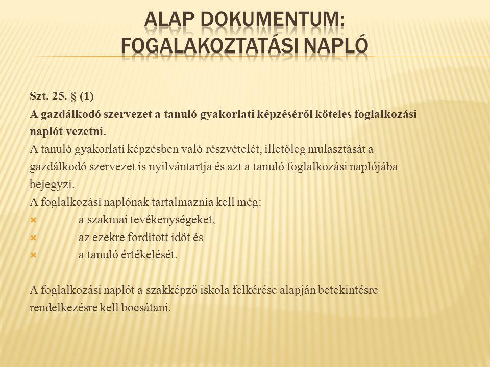 Szt. 25.