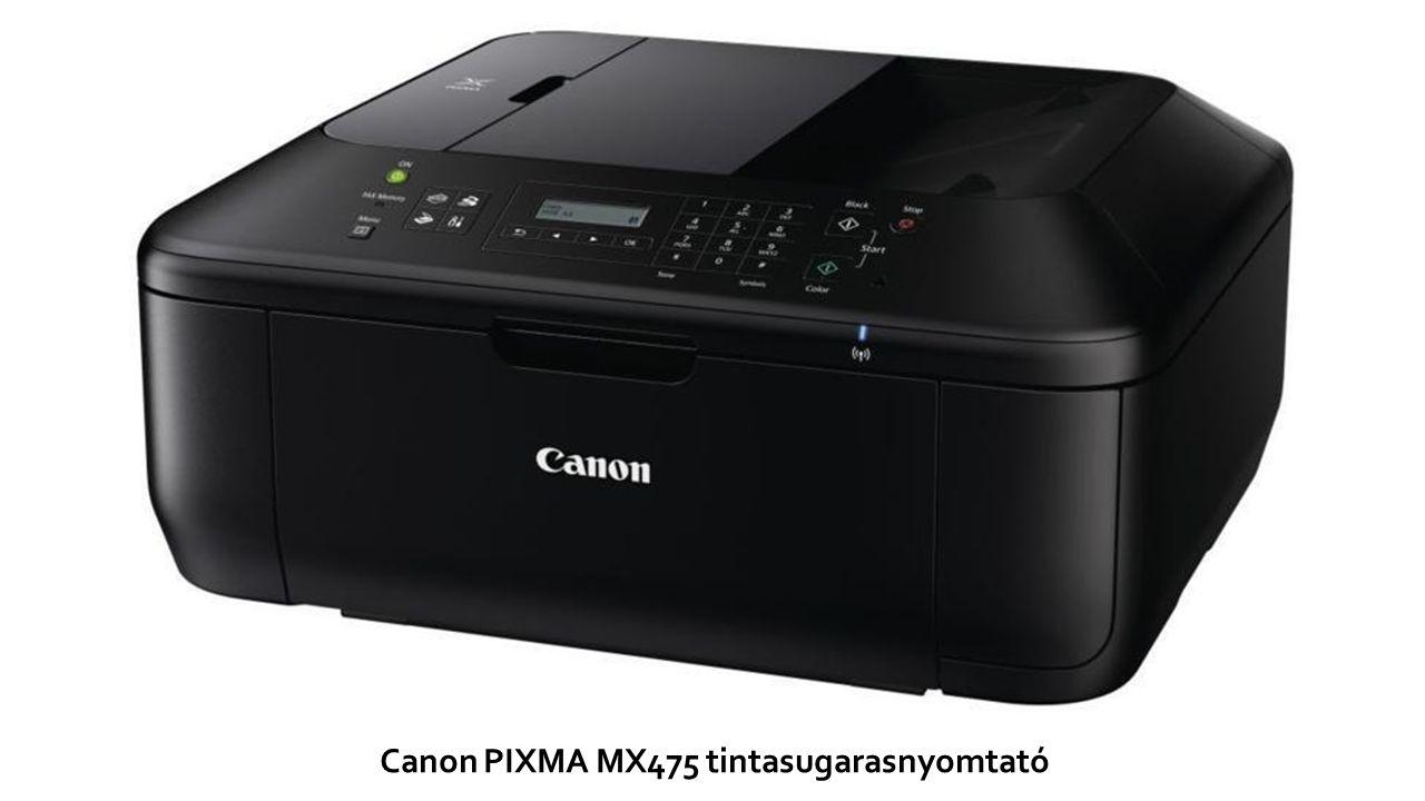 Canon PIXMA MX475 tintasugarasnyomtató