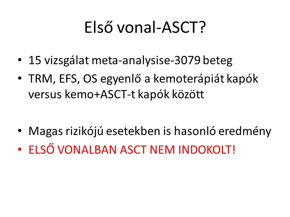 Első vonal-ASCT.