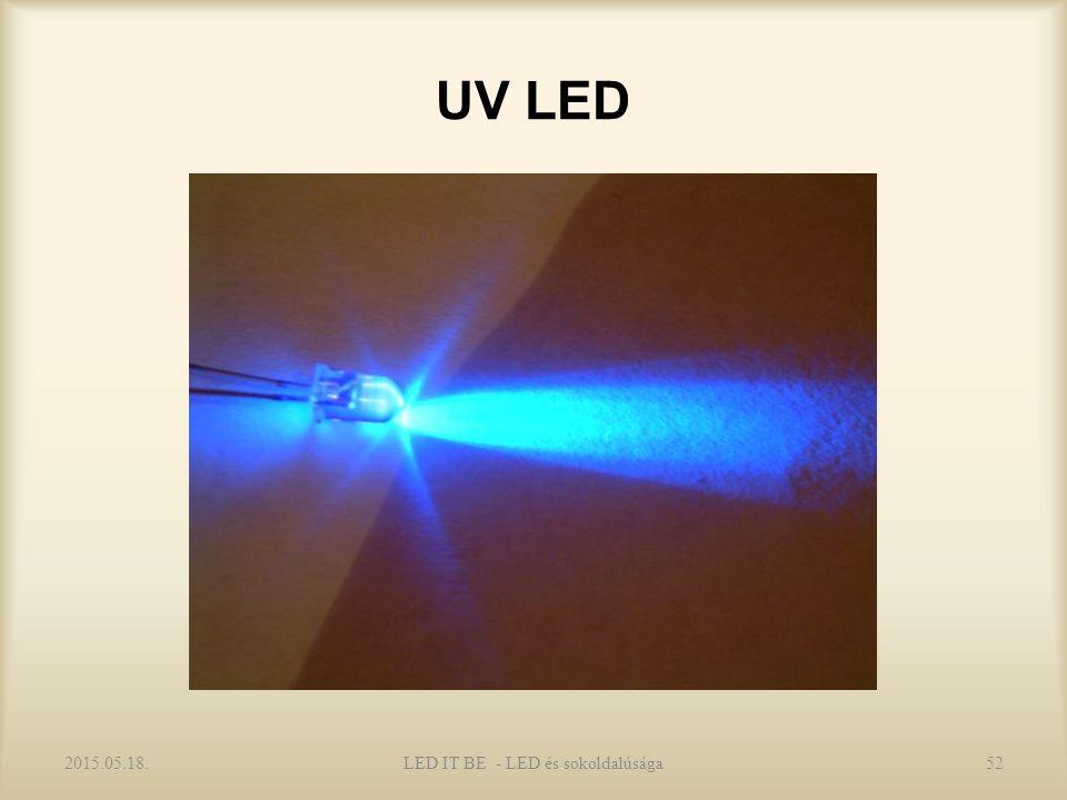 UV LED 2015.05.18.LED IT BE - LED és sokoldalúsága52