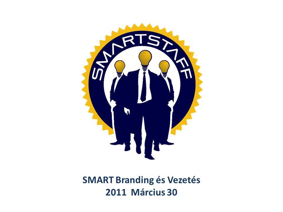 SMART Branding és Vezetés 2011 Március 30