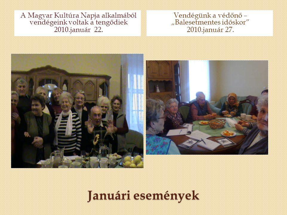 Februári programok Készül a farsangi dekoráció Farsangolni voltunk Tengődön 2010.február 20.