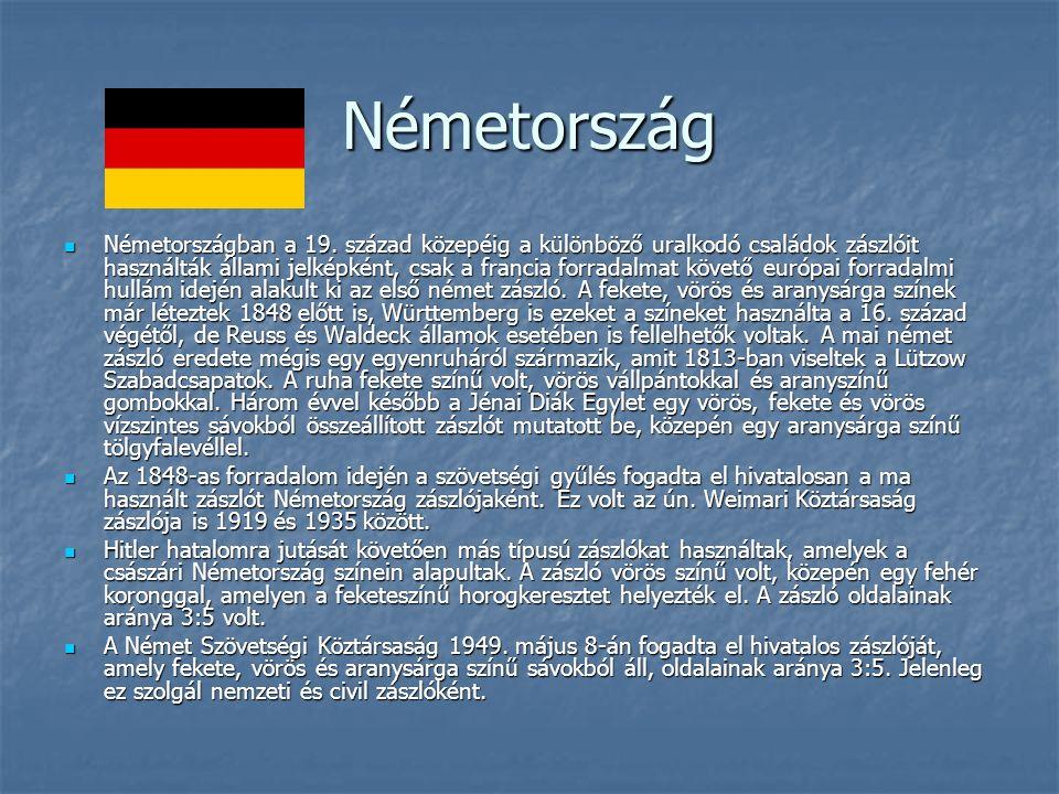 Németország Németországban a 19.