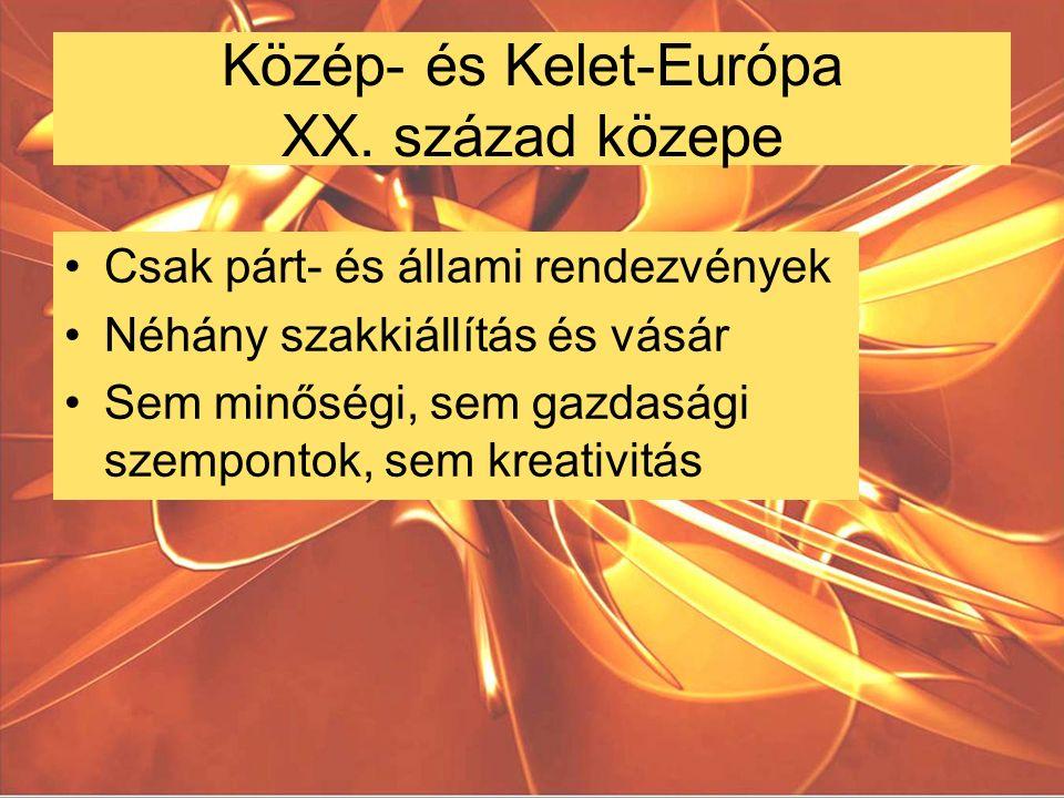 Közép- és Kelet-Európa XX.