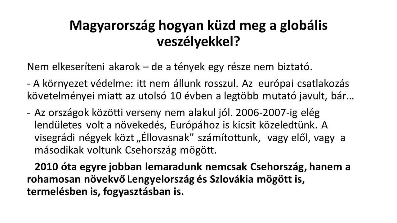 Magyarország hogyan küzd meg a globális veszélyekkel.