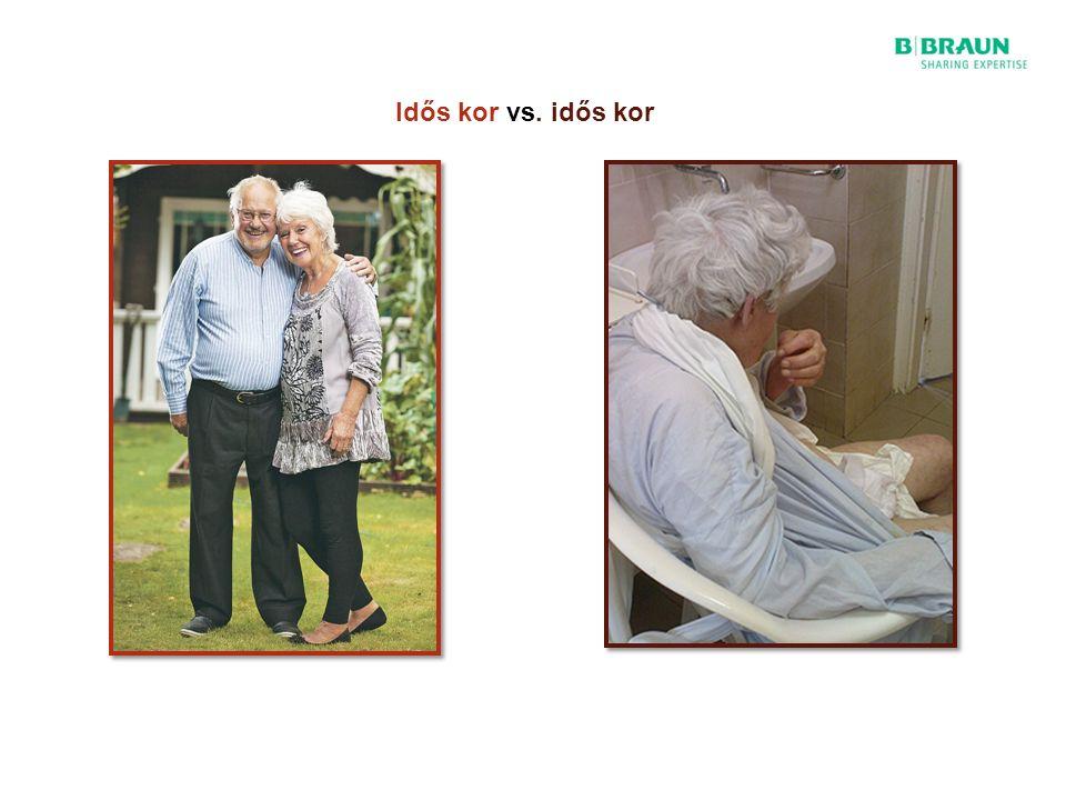 Idős kor vs. idős kor