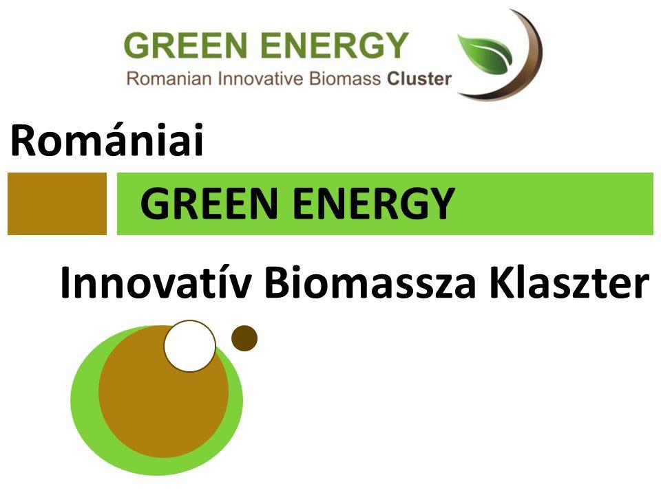 Innovatív Biomassza Klaszter Romániai GREEN ENERGY