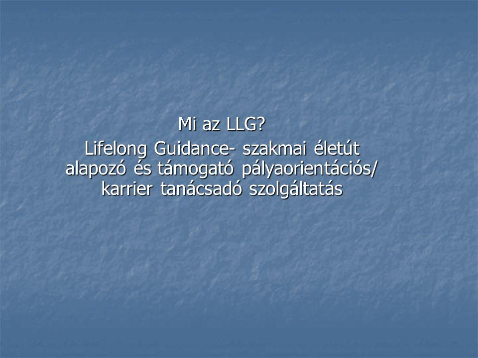 Mi az LLG.