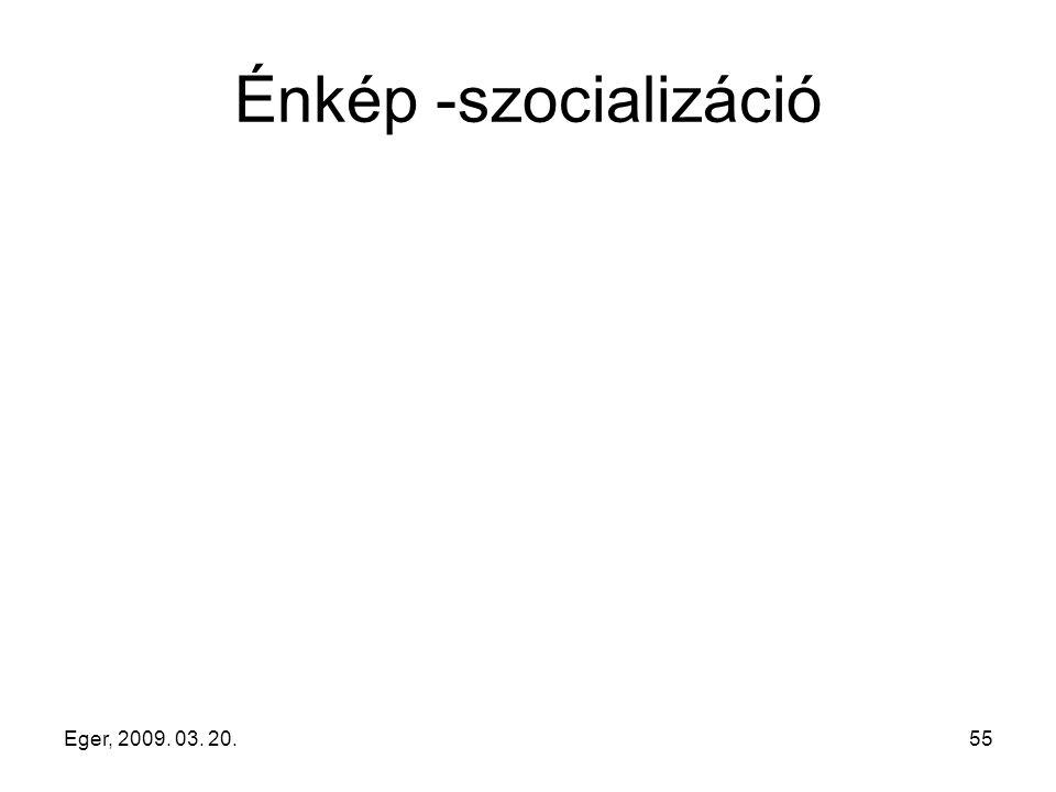 Eger, 2009. 03. 20.55 Énkép -szocializáció