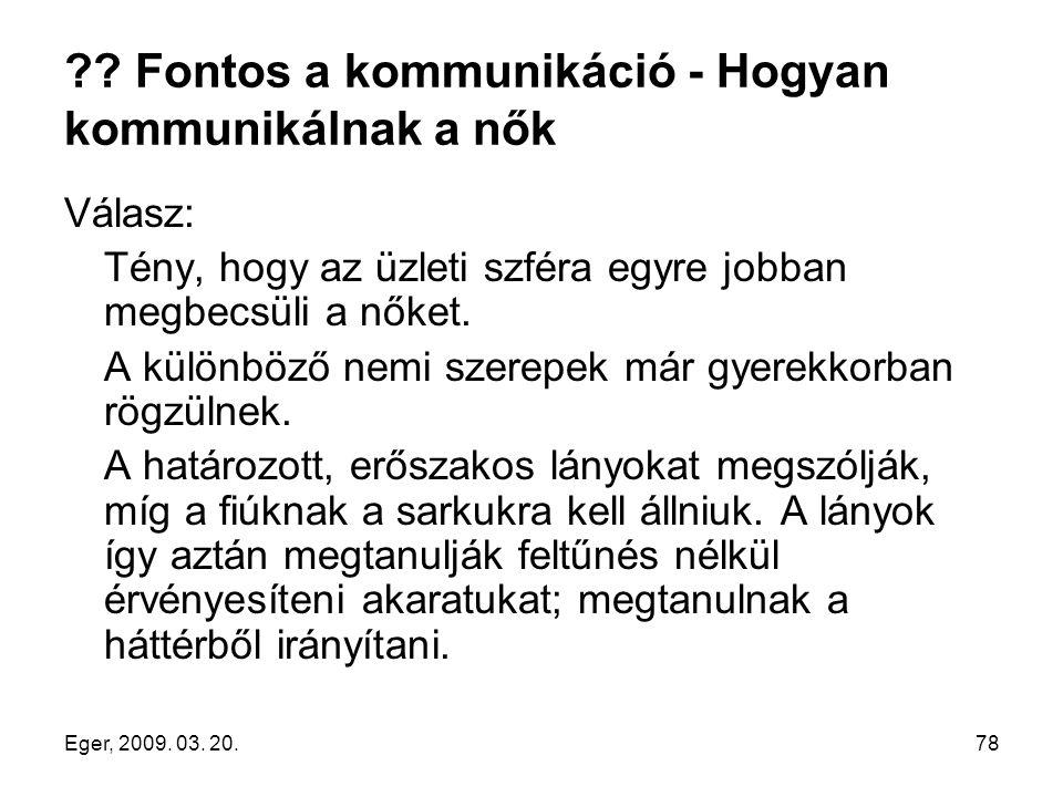 Eger, 2009. 03. 20.78 .