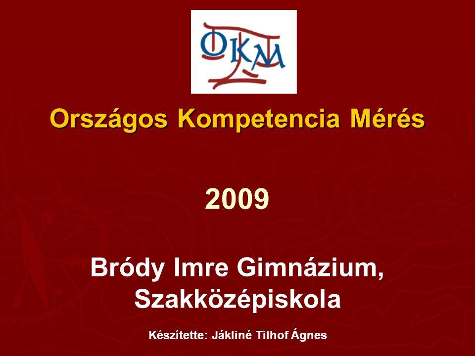 Mérések ► Matematikából ► Szövegértésből ► 8.évfolyamon  2004, 2006, 2007, 2008, 2009 ► 10.