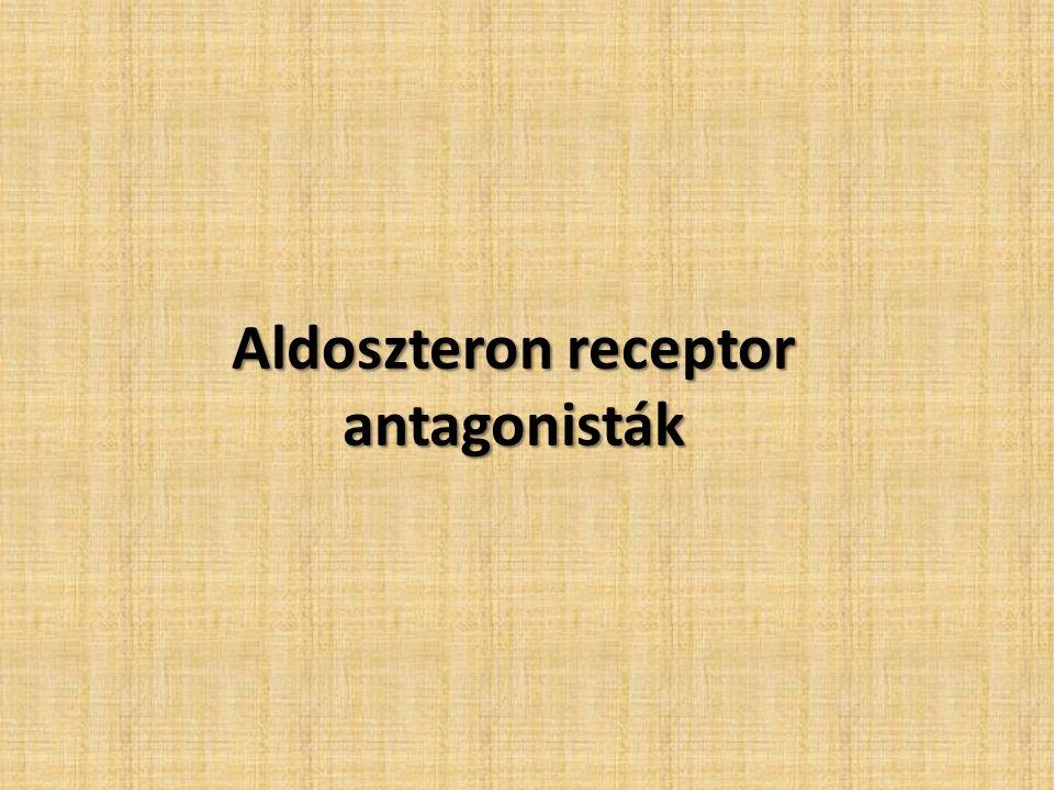 Aldoszteron receptor antagonisták
