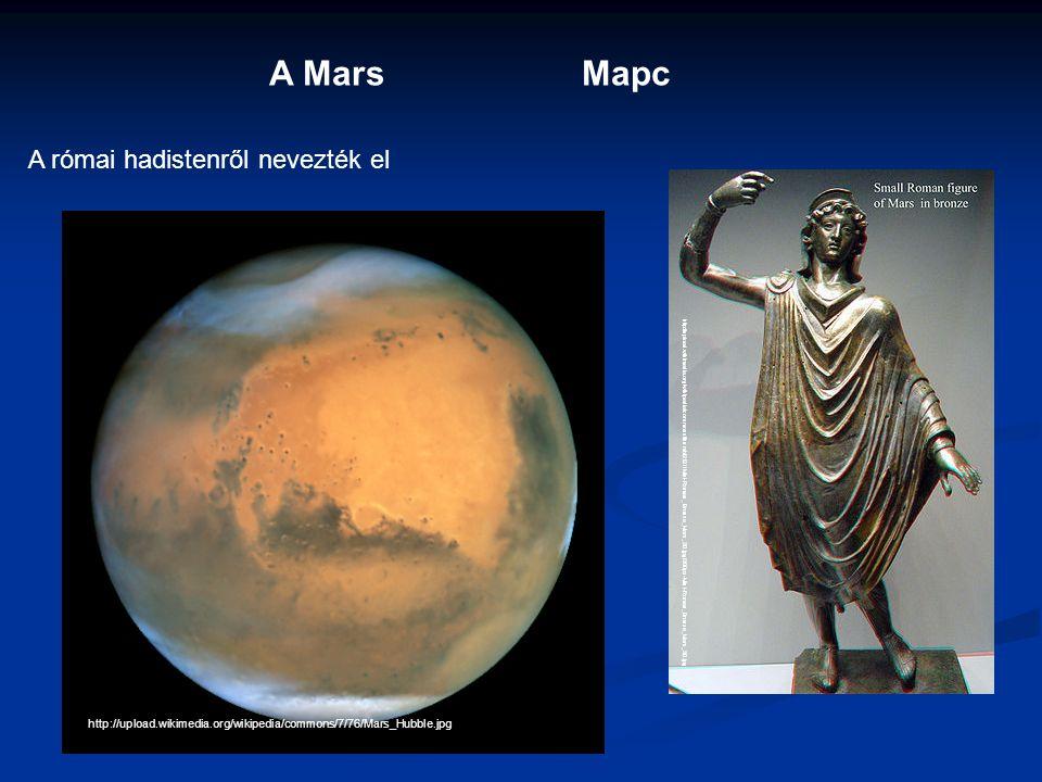 A MarsМарс http://upload.wikimedia.org/wikipedia/commons/thumb/2/21/Mini-Roman_Bronze_Mars_3D.jpg/300px-Mini-Roman_Bronze_Mars_3D.jpg A római hadisten