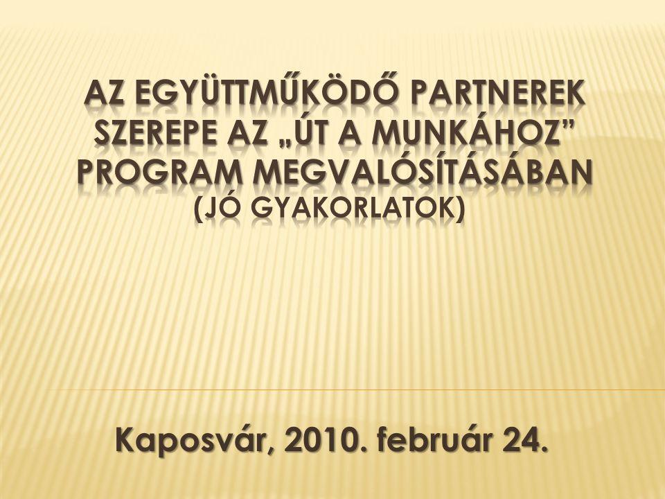 Kaposvár, 2010. február 24.