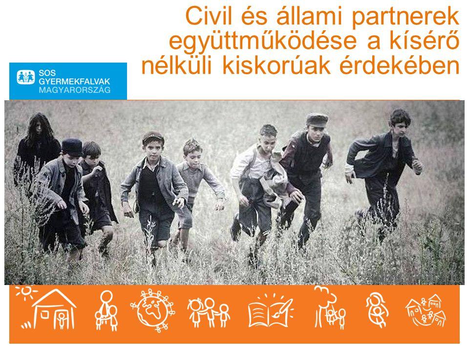 Civil és állami partnerek együttműködése a kísérő nélküli kiskorúak érdekében SUBTITLE