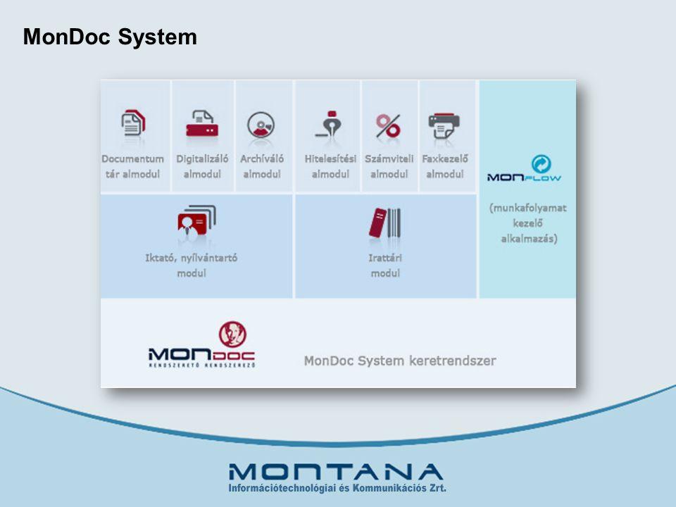 MonDoc System