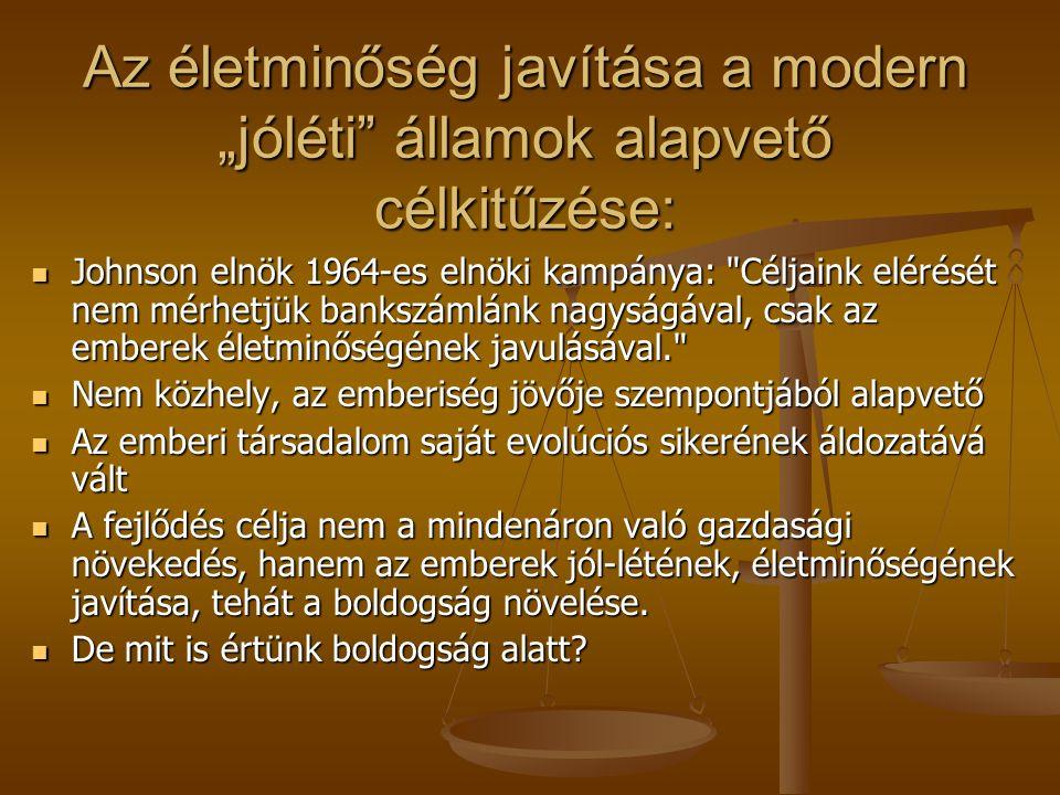 Veszélyeztető pszichológiai és életmód tényezők: Anómia- értékvesztés, hosszú távú tervezés képtelensége- Andorka Rudolf Anómia- értékvesztés, hosszú távú tervezés képtelensége- Andorka Rudolf Nem adaptív megbirkózás: Nem adaptív megbirkózás: Dohányzás, kóros alkoholfogyasztás, drog, elhízás Dohányzás, kóros alkoholfogyasztás, drog, elhízás Ellenségesség, bizalom hiánya, versengés Ellenségesség, bizalom hiánya, versengés Diszfunkcionális attitűdök Diszfunkcionális attitűdök Krónikus stressz: Krónikus stressz: Munkahelyi stressz :biztonság, kontroll, társas támogatás hiánya, túlterheltség (hét végi munka) Munkahelyi stressz :biztonság, kontroll, társas támogatás hiánya, túlterheltség (hét végi munka) Házastársi stressz Házastársi stressz Életesemények: veszteség, anyagi gondok (27 féle) Életesemények: veszteség, anyagi gondok (27 féle)