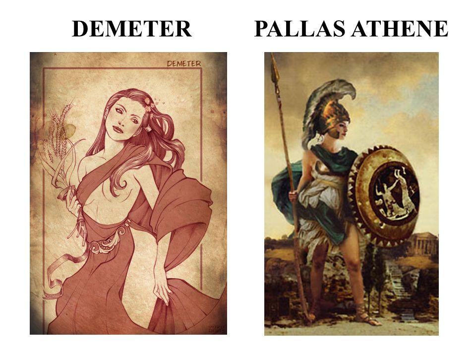 DEMETERPALLAS ATHENE