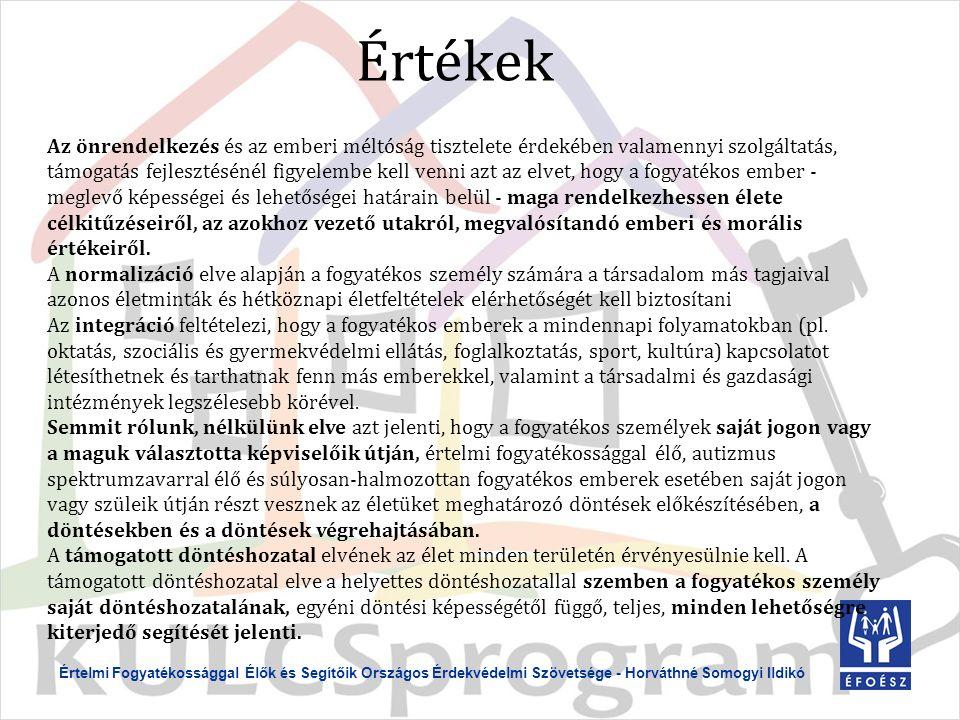 Tapolca városa 3 szobás lakást biztosít az ÉFOÉSZ számára -A lakás alakítása a 3 fiatal döntése alapján.
