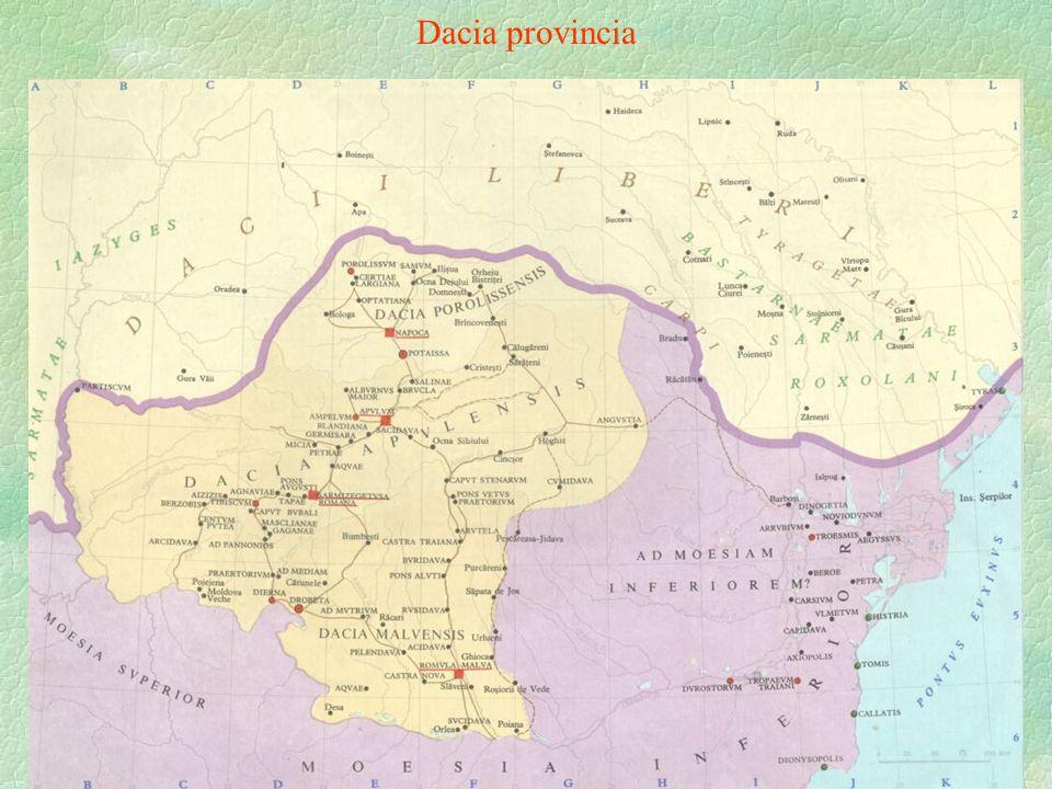 Dacia provincia