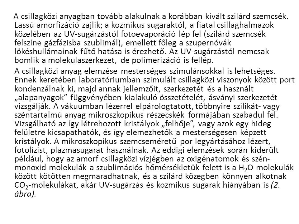 IRODALOM Ábrahám P.− Juhász A. − Dullemond, C. P.