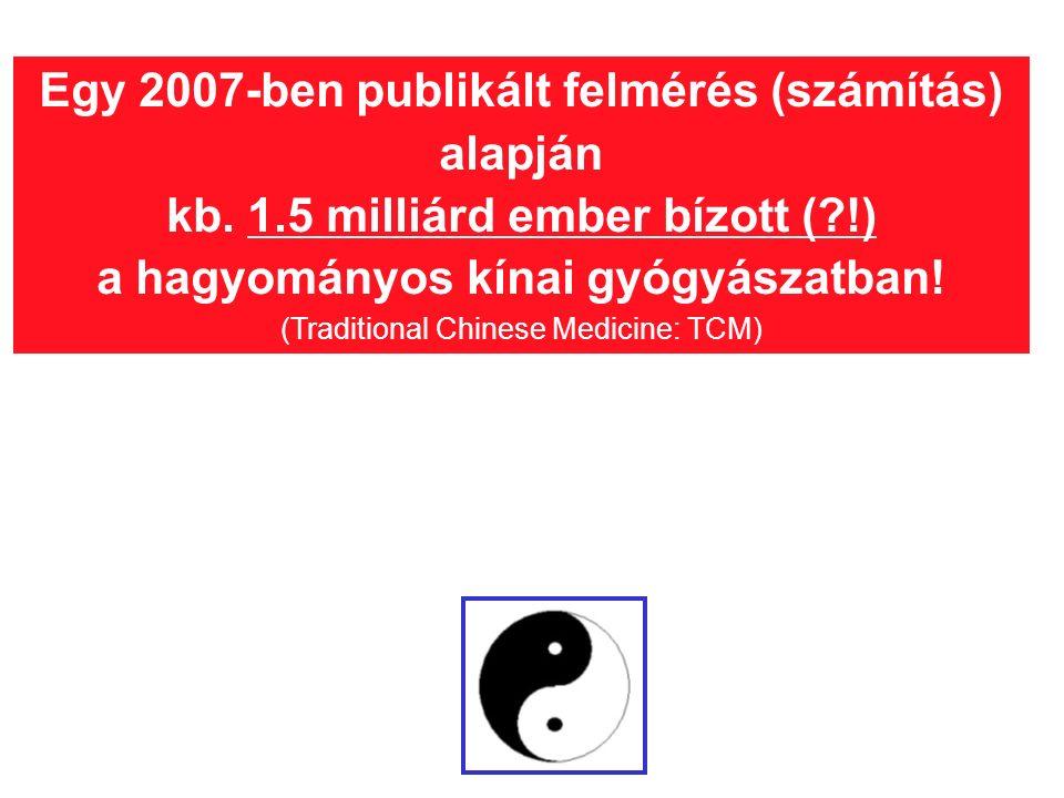 Egy 2007-ben publikált felmérés (számítás) alapján kb.