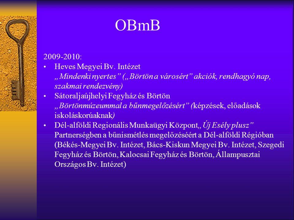 OBmB 2009-2010: Heves Megyei Bv.