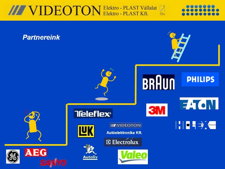 Autóelektronika Kft. Partnereink
