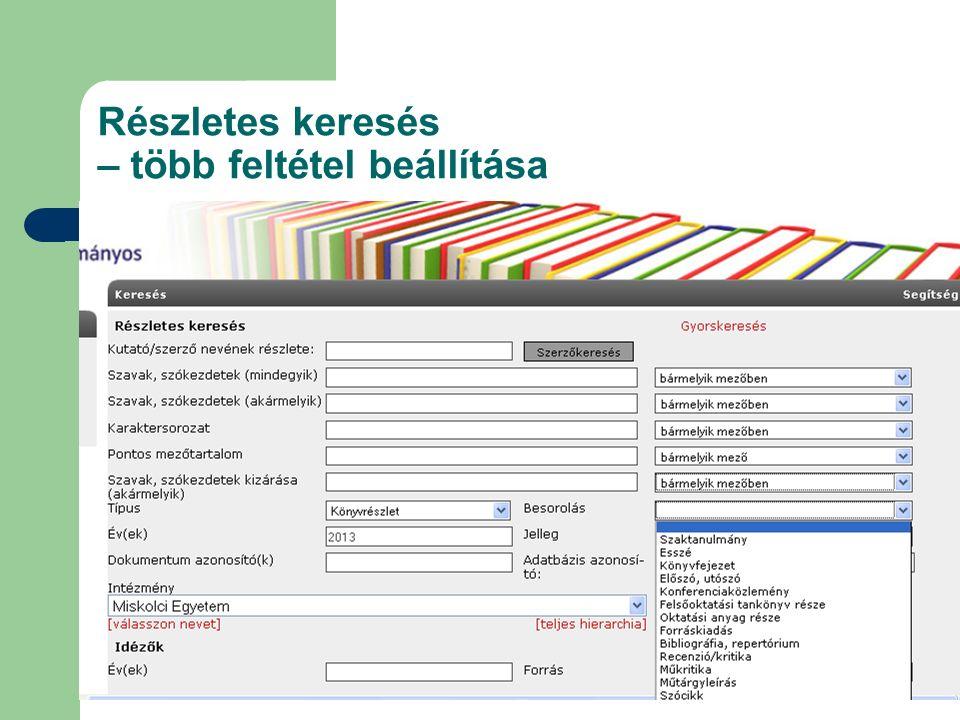 Kari kapcsolattartó adminisztrátorok elérhetőségei a könyvtár honlapjáról – www.lib.uni-miskolc.hu