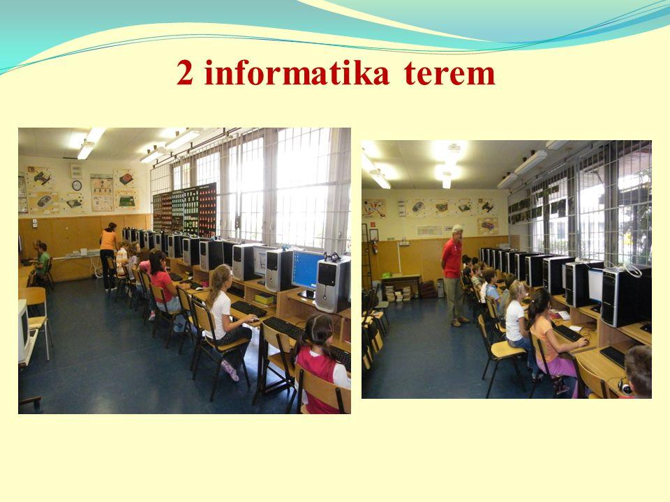 2 informatika terem