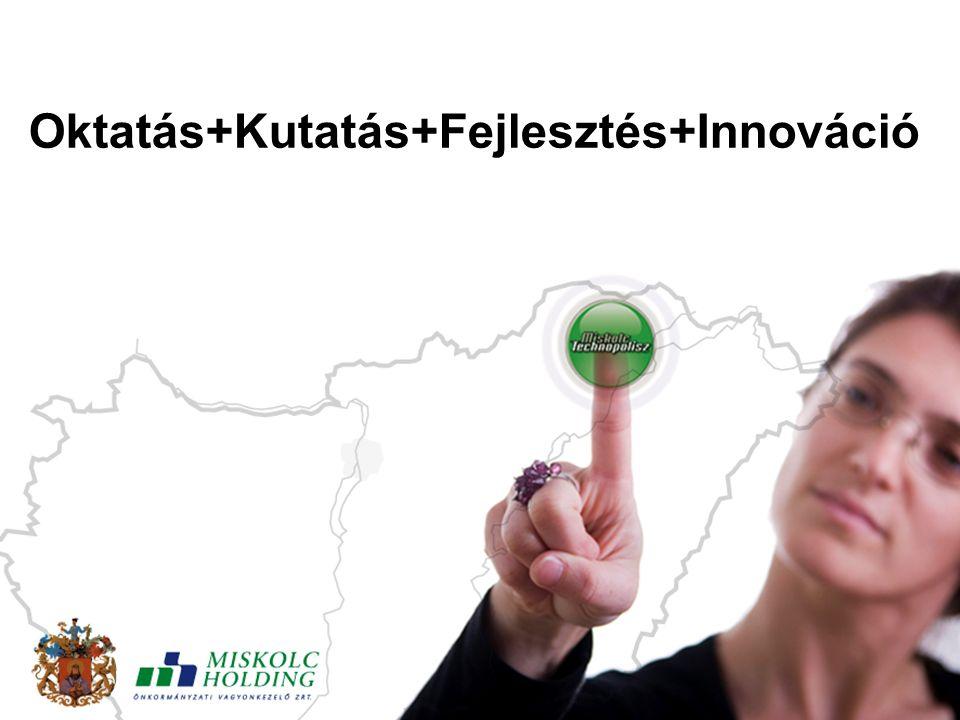 Oktatás+Kutatás+Fejlesztés+Innováció