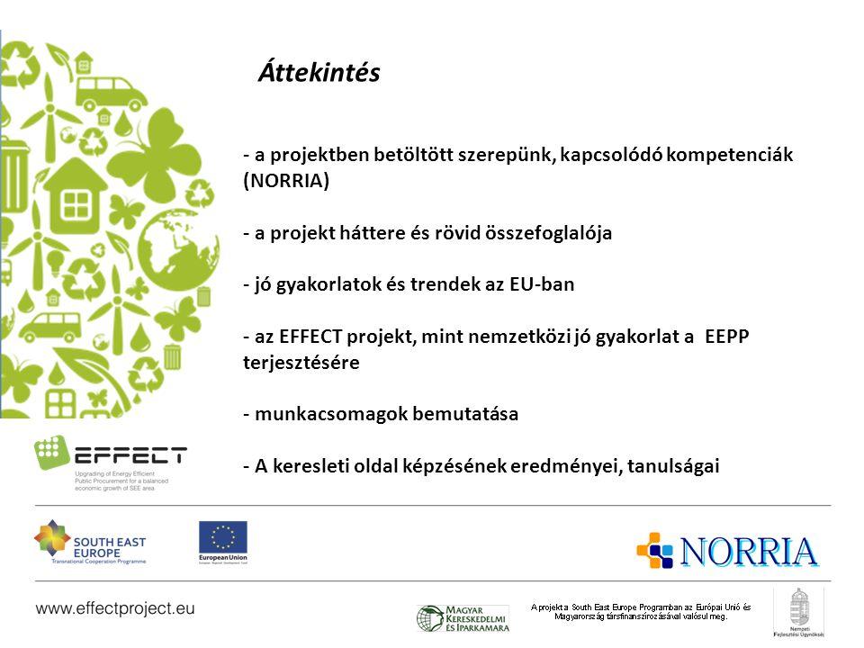 8 tagállam partnerségben az EEPP-ért