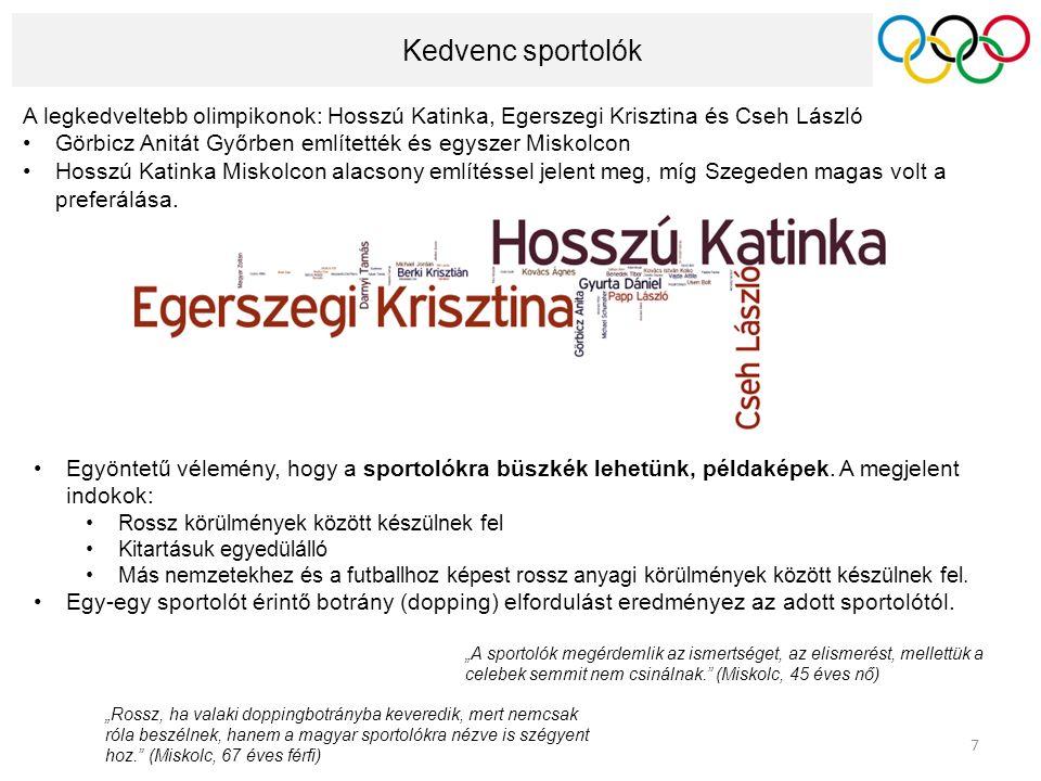 Összefoglaló Budapest Összességében elmondható, hogy a megkérdezettek szeretik Budapestet és büszkék rá.