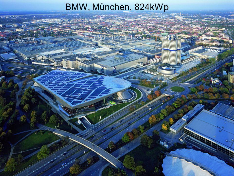 BMW, München, 824kWp